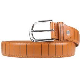 36 of Men's Fashion Brown Belt
