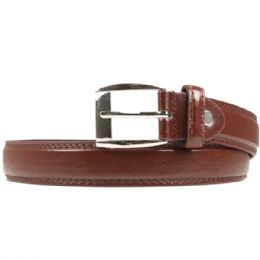 36 of Mens Brown Fashion Belt