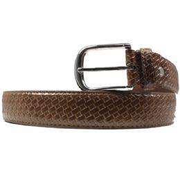36 of Mens Brown Belt