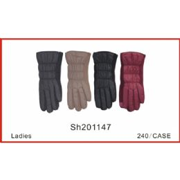 48 of Ladies Touch Screen Gloves