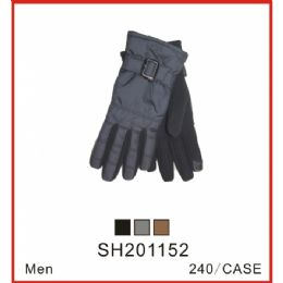 48 of Men's Touch Screen Gloves