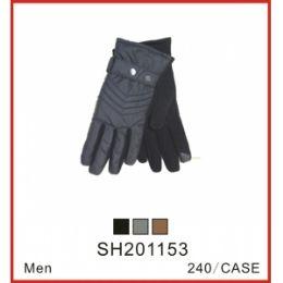 48 of Men's Touch Glove