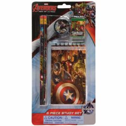 48 of Avengers 5 Piece Study Kit