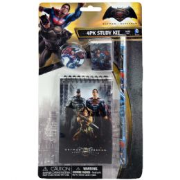 48 of Batman V Superman Stationery Set