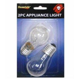 96 of 2pc 40 Watt Appliance Light Bulbs