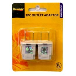 96 of 2pc Outlet Adaptor