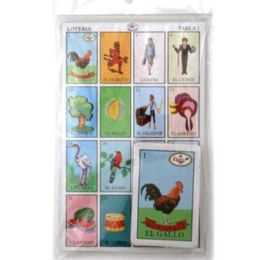 72 of Lotteria Mexican Game