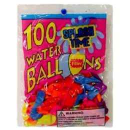 120 of 100 Piece Water Balloon With Filler