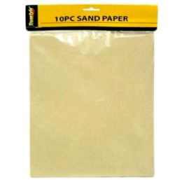 96 of 10 Piece Sand Paper