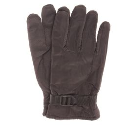 48 of Adults Winter Water Resistant Gloves With Gripper