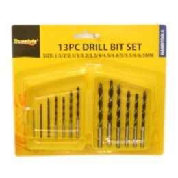 96 of 13pc Drill Bit Set