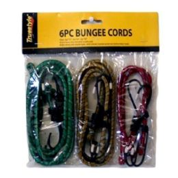 96 of 6pc Bungee Cords