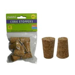 144 of 8pc Craft Cork Stoppers
