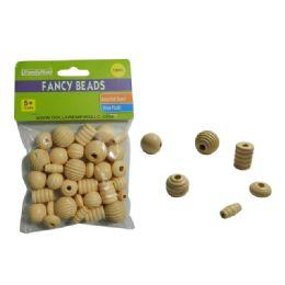 144 of 35pc Craft Wood Beads