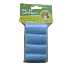 96 of 80 Piece Pet Waste Bags