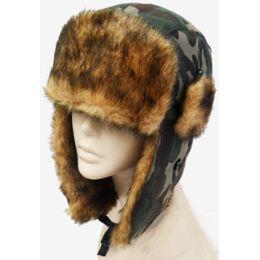 36 of Camouflage Aviator Hat