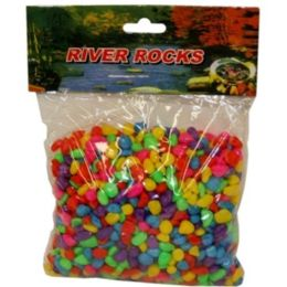 96 of Fish Tank Gravel Mix Colors 500g