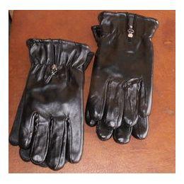 24 of Ladies Gloves - Heavy Leather Look Winter