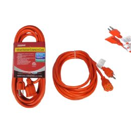24 of 15 Foot Outdoor Extension Cord