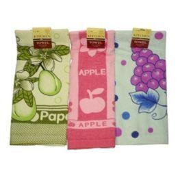 144 of Kitchen Towel Asst Colors