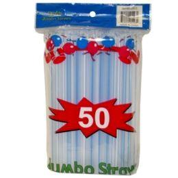 96 of 50pc Jumbo Straw
