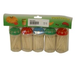 72 of 5 Pack Toothpick