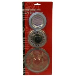 144 of 3 Piece Sink Strainer