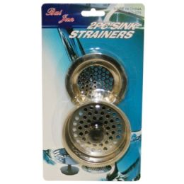 144 of 2 Piece Sink Strainer