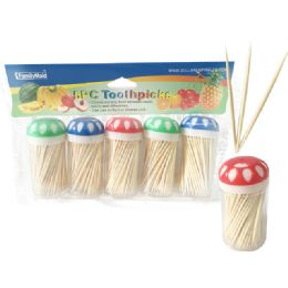 """96 of Toothpick 1.5""""d X3"""" H"""