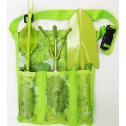 36 of 3pc Garden Tool W/ Carry Bag