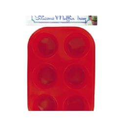 18 of Silicone Muffin Tray