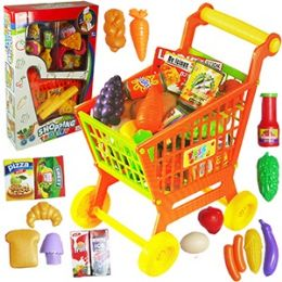 12 of 16 Piece Shopping Cart Play Sets