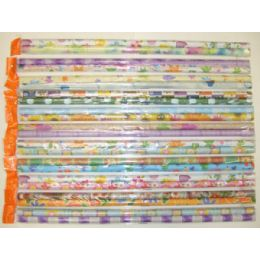 "300 of 2 Rolls Wrapping Paper Assorted Designs, Each Roll 27.5""x40"""