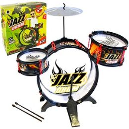 4 of 4 Piece Jazz Drum Kits