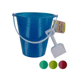 72 of Glitter Sand Pail With Shovel
