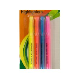 54 of QuicK-Drying Chisel Tip Highlighters Set