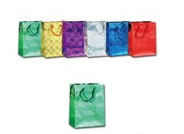 144 of Small Holographic Gift Bag Small