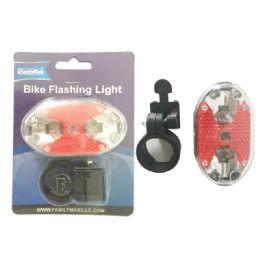 72 of 9 Led Bike Flashing Light