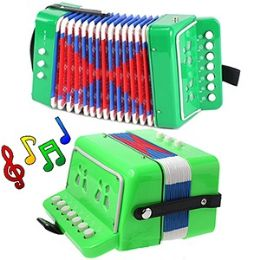 12 of Child's Accordion - Green.