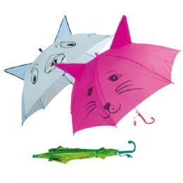 48 of Kid's umbrella Assorted Colors