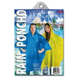 72 of Adult poncho