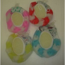 120 of 3pc Bath Scrubbers Set