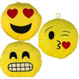 16 of Plush Emojis