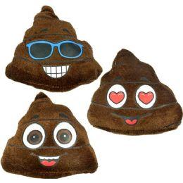 60 of Plush Poo Emojis