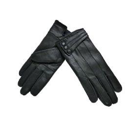 36 of Women's Gloves 100% Lambskin Leather