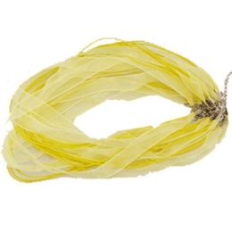 288 of Yellow Necklace Ribbon & Cord