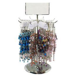 Assorted Color Beaded Fashion Bracelet Set