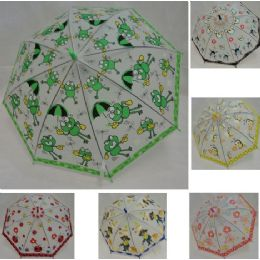 48 of Automatic Environmental Umbrella with Character Prints