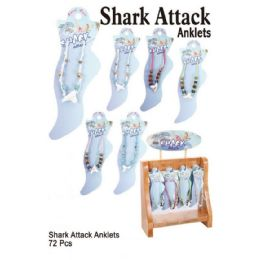 72 of Shark Attack Anklets