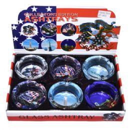 48 of Ashtray Glass Usa